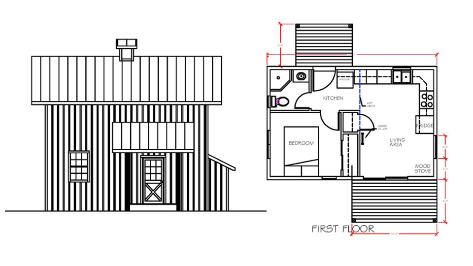 Lael Tiny Home Design