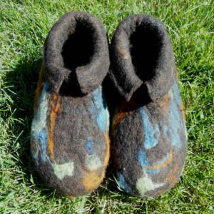 Men Slipper Boots