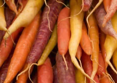 Dessert Carrot Casserole Recipe