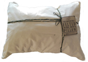 Convertible Wool Pillow