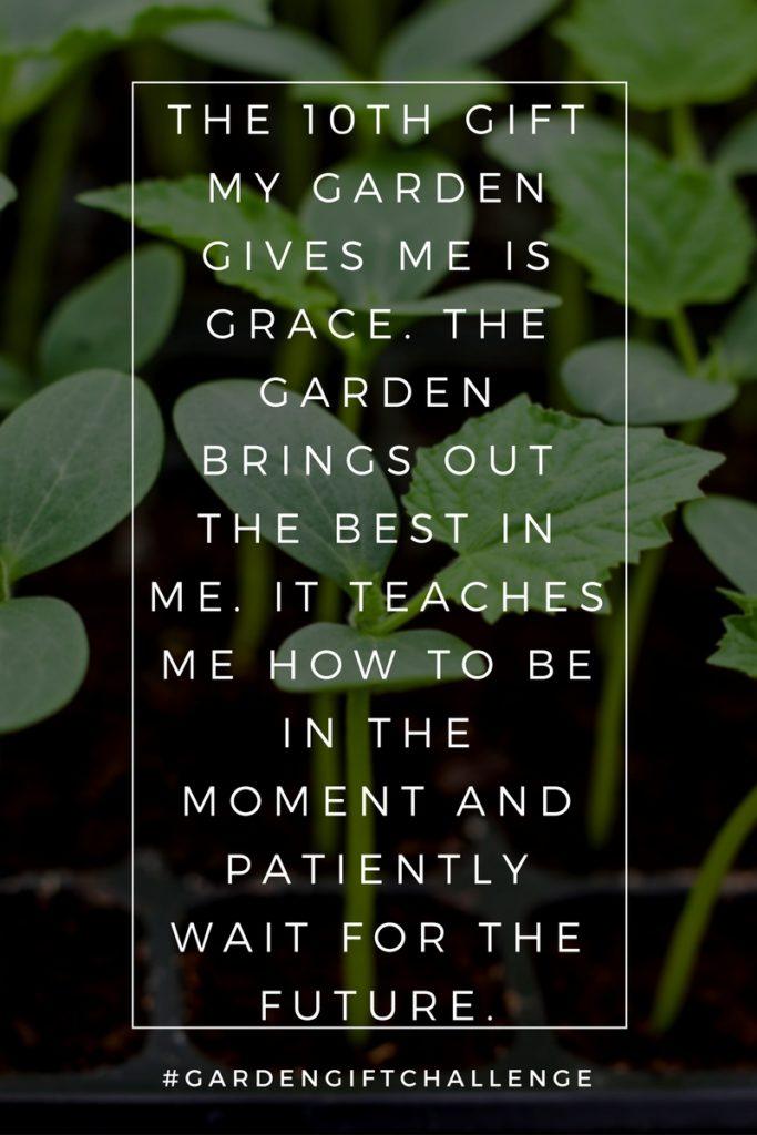 Grace - Garden Gift Pinterest