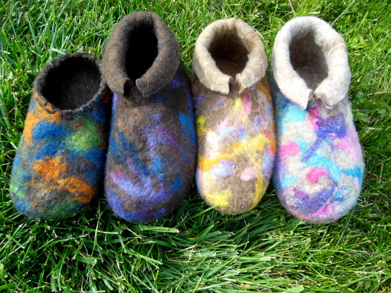 The Many Benefits of Wool Slippers